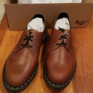 new in box Doc Martens Orleans WP shoes